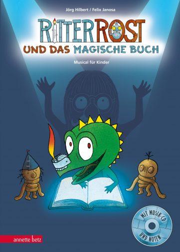 Produktcover: Ritter Rost 19: Ritter Rost und das magische Buch