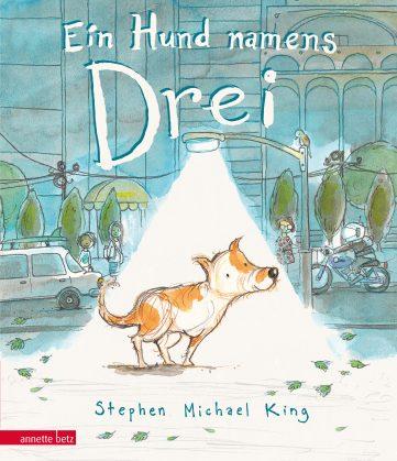 Produktcover: Ein Hund namens Drei