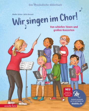 Produktcover: Wir singen im Chor!