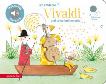 Produktcover: Ich entdecke Vivaldi