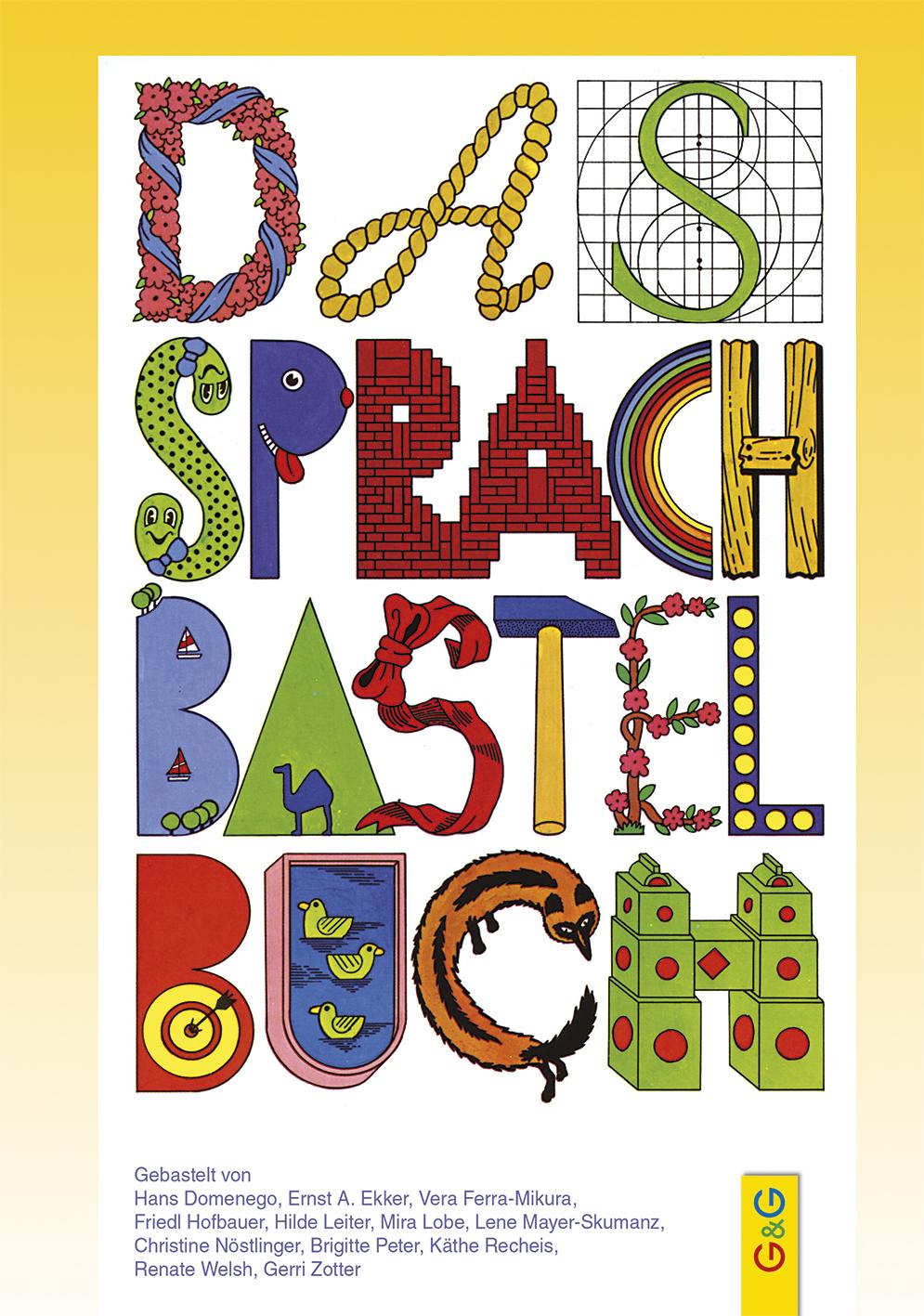Produktcover: Das Sprachbastelbuch