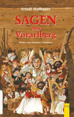 Produktcover: Sagen aus Vorarlberg