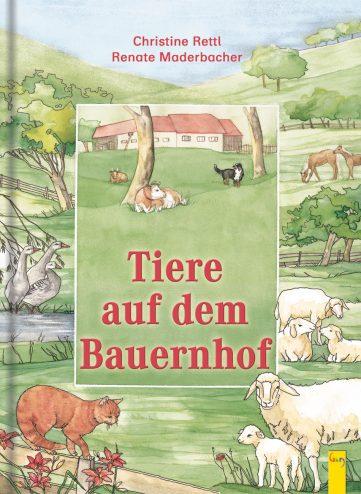 Produktcover: Tiere auf dem Bauernhof