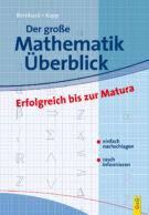 Produktcover: Der große Mathematik-Überblick
