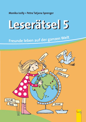 Produktcover: Leserätsel 5 (Icelly)