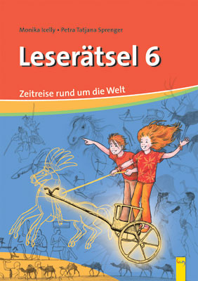 Produktcover: Leserätsel 6 (Icelly)
