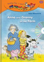 Produktcover: LESEZUG ENGLISCH: Anna and Granny on the Farm +CD