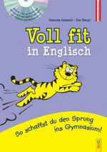 Produktcover: Voll fit in Englisch + CD