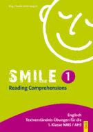 Produktcover: Smile - Reading Comprehensions 1