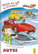 Produktcover: LESEZUG/Willst du es wissen? Ein Sach-Comic-Lese-Buch über Autos