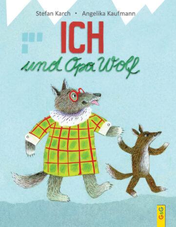 Produktcover: Ich und Opa Wolf