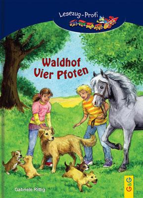 Produktcover: LESEZUG/Profi: Waldhof Vier Pfoten
