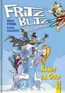 Produktcover: Fritz Blitz - Kampf um Gold