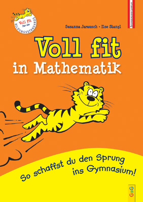 Produktcover: Voll fit in Mathematik