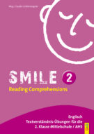 Produktcover: Smile - Reading Comprehensions 2