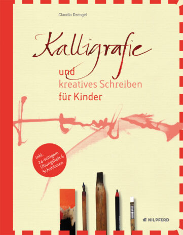 Produktcover: Kalligrafie und kreatives Schreiben für Kinder