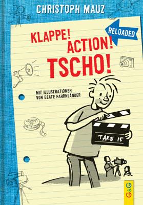 Produktcover: Klappe! Action! Tscho!