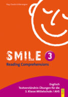 Produktcover: Smile - Reading Comprehensions 3