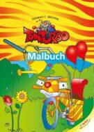 Produktcover: Tom Turbo: Malbuch 1