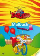 Produktcover: Tom Turbo: Malbuch 2