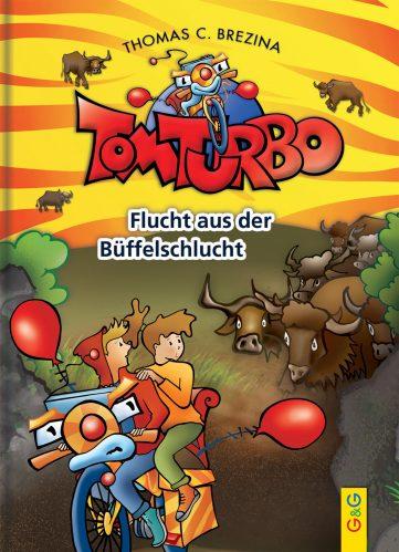Produktcover: Tom Turbo: Flucht aus der Büffelschlucht