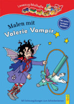 Produktcover: LESEZUG/ Malbuch: Malen mit Valerie Vampir
