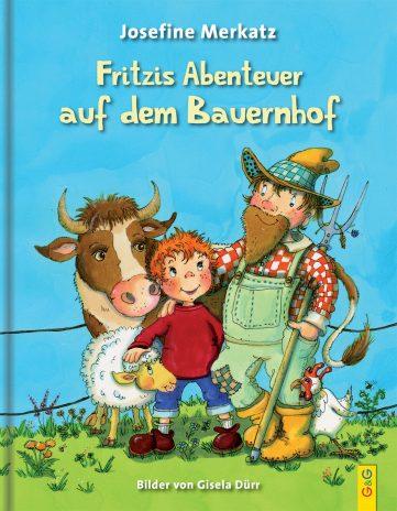 Produktcover: Fritzis Abenteuer auf dem Bauernhof