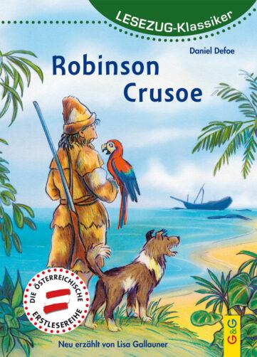 Produktcover: LESEZUG/Klassiker: Robinson Crusoe