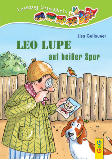 Produktcover: LESEZUG/ Lese-Minis: Leo Lupe auf heißer Spur