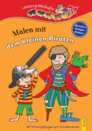 Produktcover: LESEZUG/ Malbuch: Malen mit Pirat