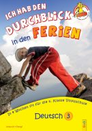 Produktcover: Ich hab den Durchblick in den Ferien 3 - Deutsch