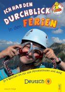 Produktcover: Ich hab den Durchblick in den Ferien 4 - Deutsch