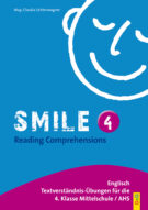 Produktcover: Smile - Reading Comprehensions 4