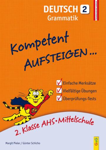 Produktcover: Kompetent Aufsteigen Deutsch 2 - Grammatik