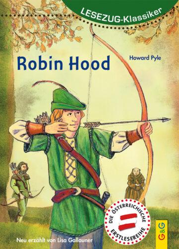 Produktcover: LESEZUG/Klassiker: Robin Hood