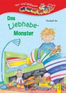 Produktcover: LESEZUG/1. Klasse: Das Liebhabe-Monster