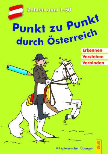 Produktcover: LESEZUG/ Malbuch: Punkt zu Punkt durch Österreich