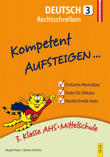 Produktcover: Kompetent Aufsteigen Deutsch 3 - Rechtschreiben