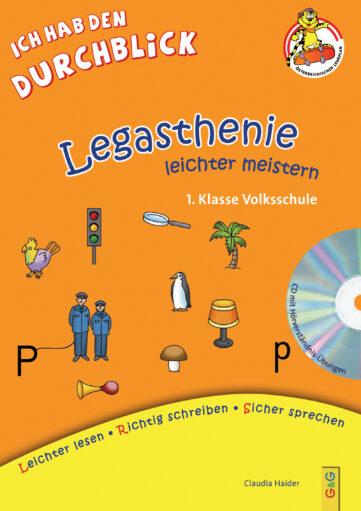 Produktcover: Legasthenie leichter meistern - 1. Klasse Volksschule