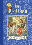 Produktcover: Das Bunte Buch - Weihnachts-Set (Buch und Bastelbögen-Set)