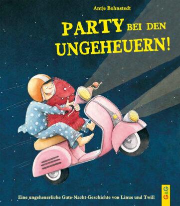 Produktcover: Ungeheuerlich - Party bei den Ungeheuern!