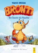 Produktcover: Bronti - Ein Saurier als Haustier