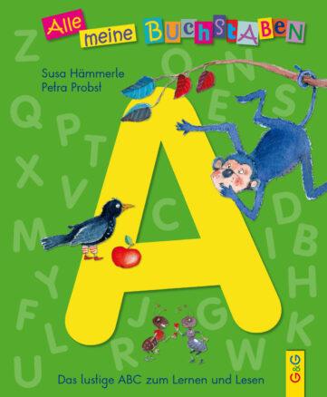 Produktcover: Alle meine Buchstaben - A