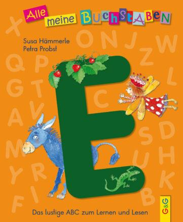 Produktcover: Alle meine Buchstaben - E