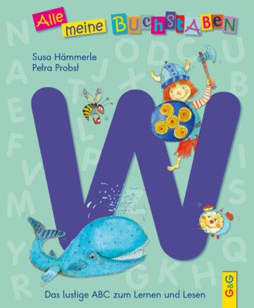 Produktcover: Alle meine Buchstaben - W