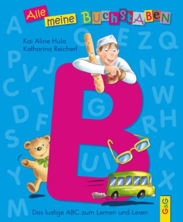 Produktcover: Alle meine Buchstaben - B