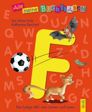 Produktcover: Alle meine Buchstaben - F