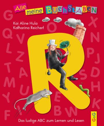 Produktcover: Alle meine Buchstaben - R