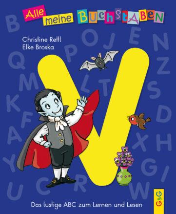 Produktcover: Alle meine Buchstaben - V