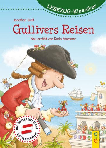 Produktcover: LESEZUG/Klassiker: Gullivers Reisen
